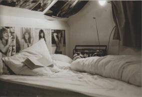 Suzanne Beenackers Jon Bon Jovi fangirl room February 1988 1